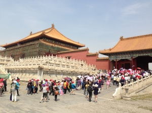 A mere glimpse into The Forbidden City