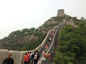 The Great Wall of China! ^_^